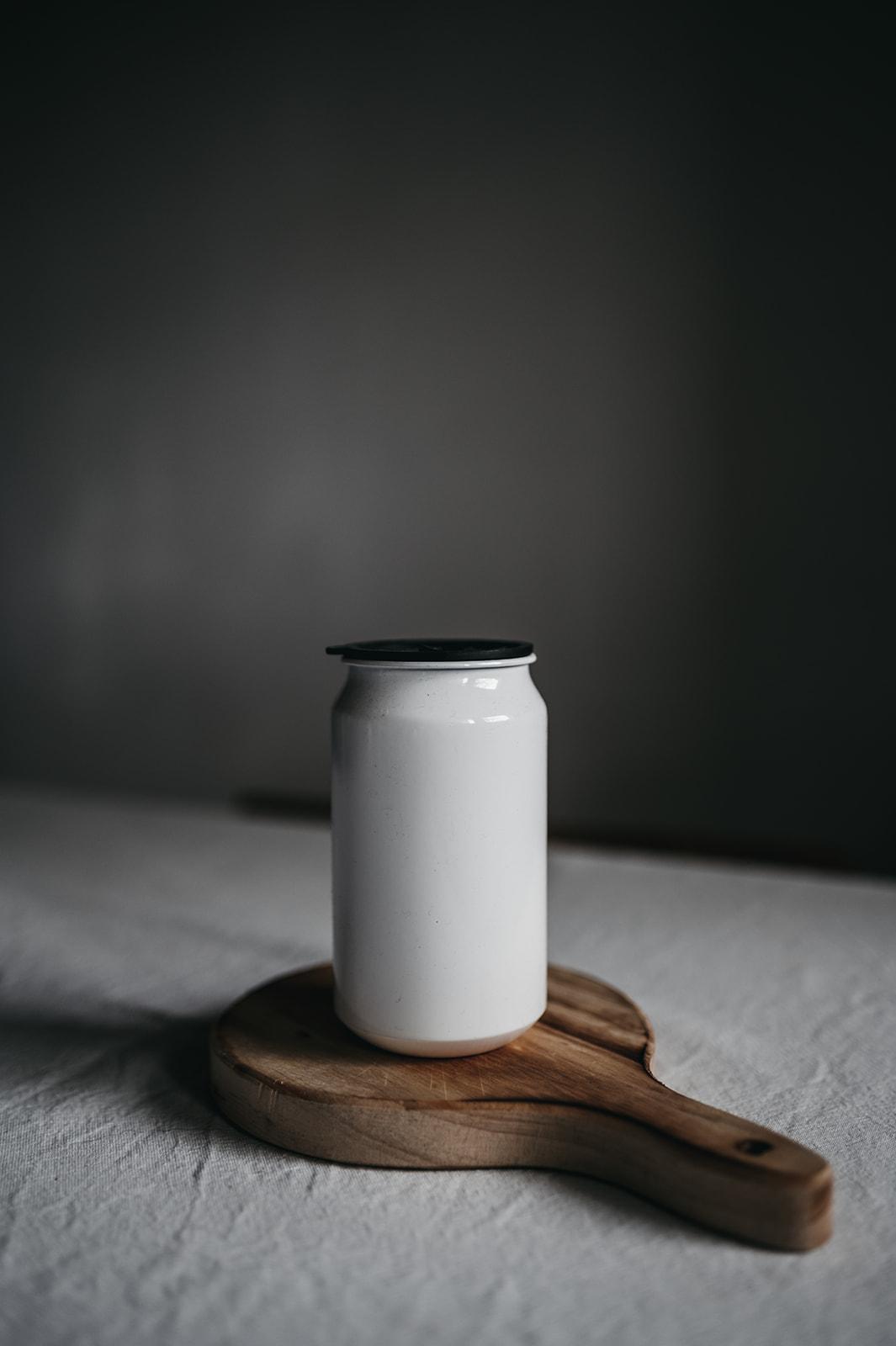 Lata De Aluminio Personalizable